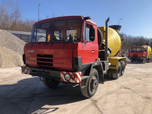 euro3-vehicle-Tatra T815 2ks mixer