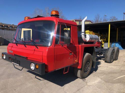 euro3-vehicle-Tatra T815 podvozok